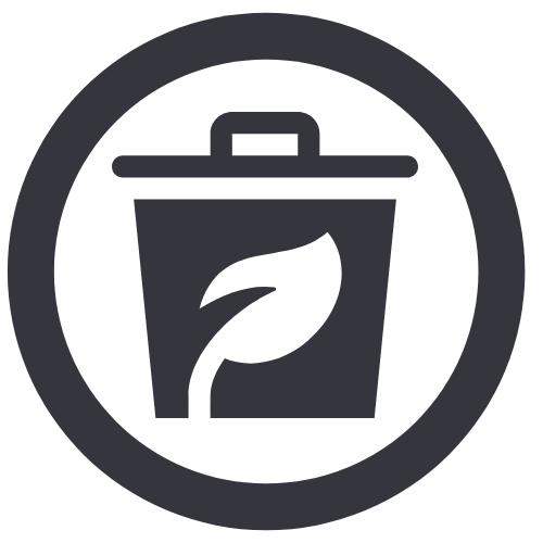 Subscription compost program icon